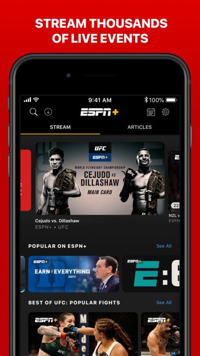 How to cancel & delete ESPN: Live Sports & Scores 1