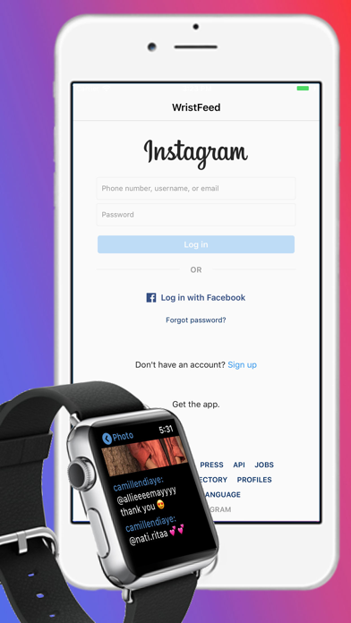 How to cancel & delete WristFeed for Instagram 3