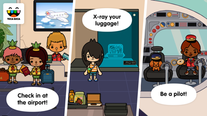 How to cancel & delete Toca Life: Vacation 1