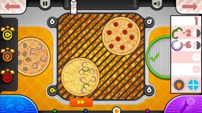 Papa's Pizzeria To Go! iphone screenshot 3
