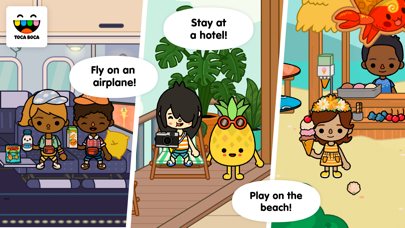 How to cancel & delete Toca Life: Vacation 3