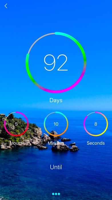 DayCount iphone screenshot 3