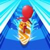 Water Race 3D: Aqua Music Game negative reviews, comments