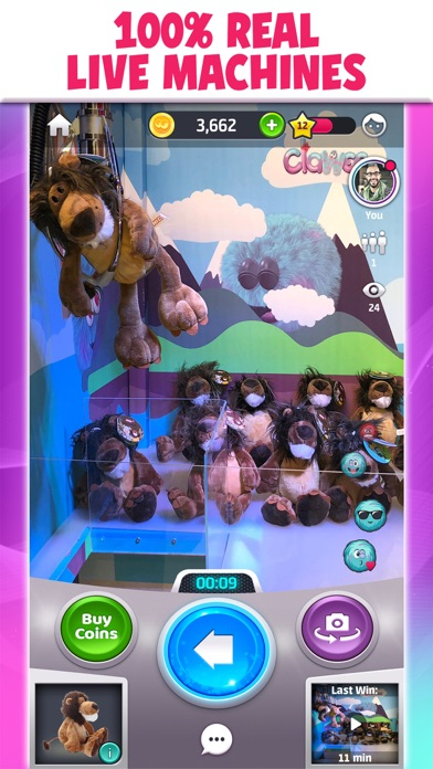 Clawee iphone screenshot 3
