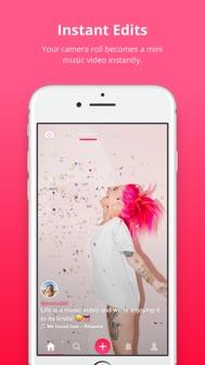 Lomotif: Edit Video. Add Music iphone screenshot 2