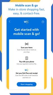 Walmart - Shopping & Grocery iphone screenshot 2