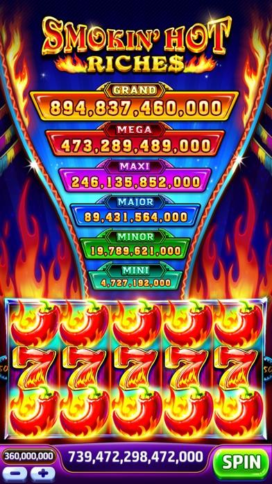Cash Frenzy™ - Slots Casino iphone screenshot 1