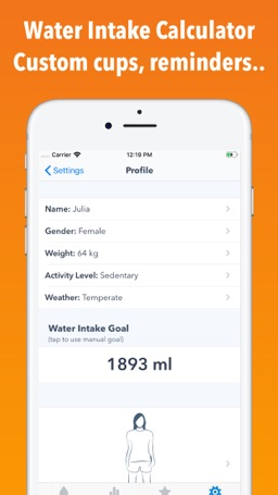 How to cancel & delete WaterMinder® 2