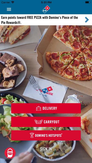 How to cancel & delete Domino's Pizza USA 0
