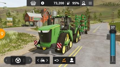 Farming Simulator 20 iphone screenshot 2