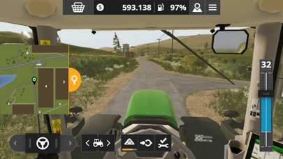 Farming Simulator 20 iphone screenshot 3