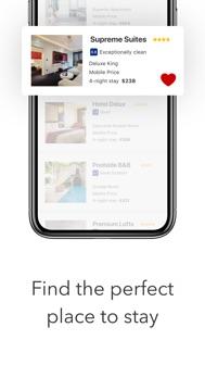 Booking.com: Hotels & Travel iphone screenshot 2