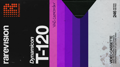 How to cancel & delete Rarevision VHS - Retro 80s Cam 2