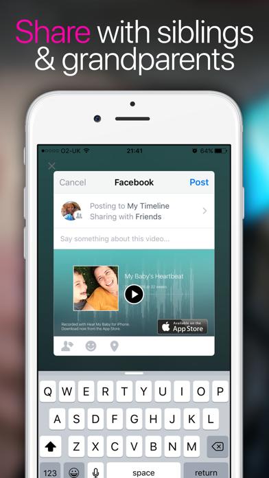 How to cancel & delete Hear My Baby Heartbeat App 2