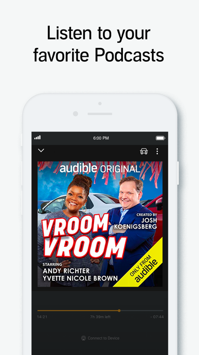 How to cancel & delete Audible audiobooks & podcasts 3