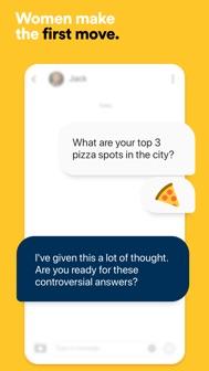 Bumble - Dating & Meet People iphone screenshot 3