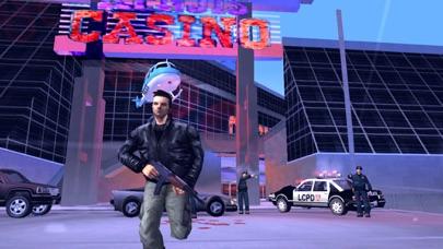 Grand Theft Auto III iphone screenshot 4