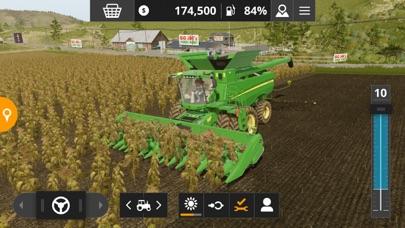 Farming Simulator 20 iphone screenshot 1
