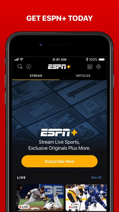 How to cancel & delete ESPN: Live Sports & Scores 3