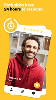 Bumble - Dating & Meet People iphone screenshot 4