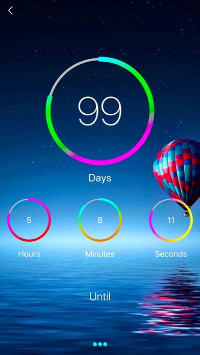 DayCount iphone screenshot 4