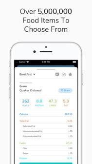 My Macros+ | Diet & Calories iphone screenshot 2