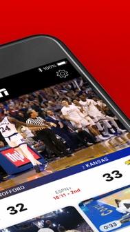 ESPN: Live Sports & Scores iphone screenshot 2