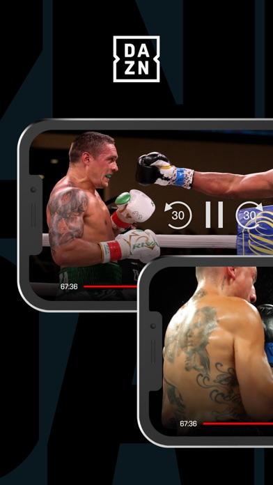DAZN: Live Sports Streaming iphone screenshot 3