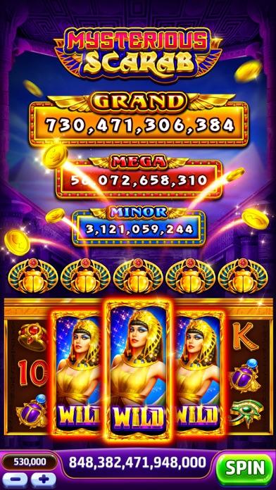 Cash Frenzy™ - Slots Casino iphone screenshot 2