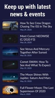 Star Walk 2: The Night Sky Map iphone screenshot 3