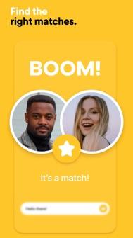 Bumble - Dating & Meet People iphone screenshot 2