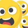 Hidden Emoji delete, cancel