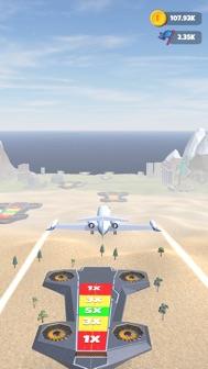 Sling Plane 3D iphone screenshot 2