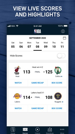 How to cancel & delete NBA: Live Games & Scores 0