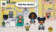 Toca Life: Hospital iphone screenshot 3