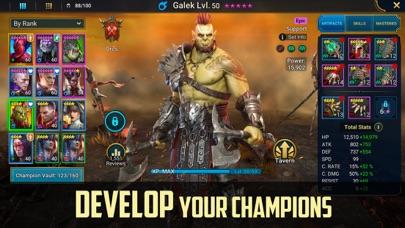 RAID: Shadow Legends iphone screenshot 1