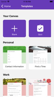 FormsApp : Manage your forms iphone screenshot 4