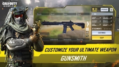 Call of Duty®: Mobile iphone screenshot 4
