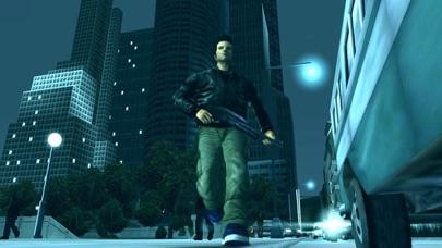 Grand Theft Auto III iphone screenshot 1