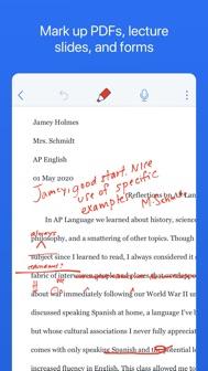 Notability iphone screenshot 4