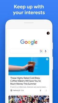 Google iphone screenshot 2