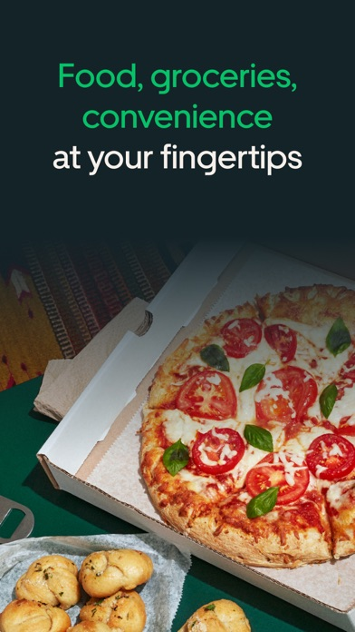 Uber Eats: Food Delivery iphone screenshot 1