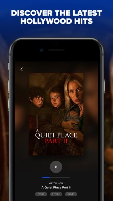 Paramount+ iphone screenshot 4