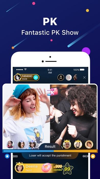BIGO LIVE-Live Stream, Go Live iphone screenshot 4
