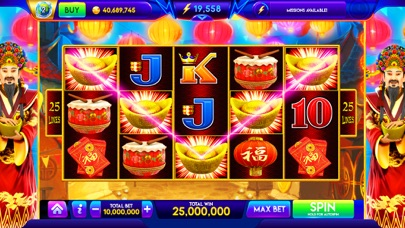 Lightning Link Casino Slots iphone screenshot 3