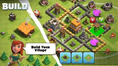 Clash of Clans iphone screenshot 4