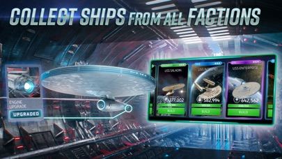Star Trek Fleet Command iphone screenshot 4