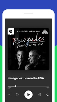 Spotify: Discover new music iphone screenshot 3
