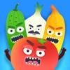 Hit Tomato 3D: Knife Master delete, cancel