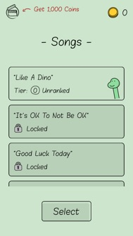 Like A Dino! iphone screenshot 3
